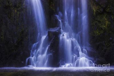 Photograph - Dreamy Waterfall by Ian Mitchell