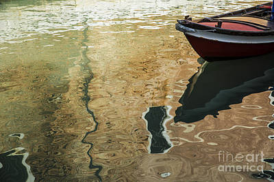 Art Print featuring the photograph Dreamy Waters by Yuri Santin