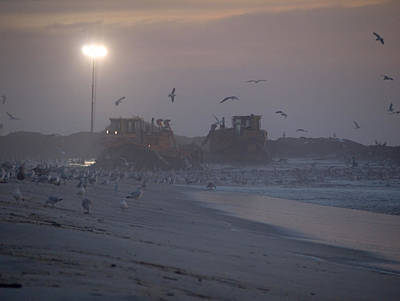 Photograph - Dredge Cat 6 by  Newwwman