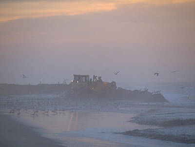 Photograph - Dredge Cat 7 by  Newwwman