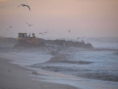 Photograph - Dredge Cat 8 by  Newwwman