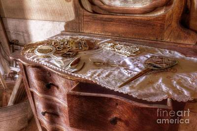 Photograph - Dresser Treasures by Michele Richter