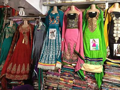 Hijab Fashion Photograph - Dresses For Sale by Molly Celaschi