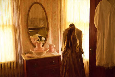 Photograph - Dressing Room by Jonas Wingfield