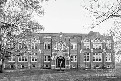 Nj Photograph - Drew University Seminary Hall by University Icons
