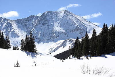 Tenmile Range Photograph - Drift Peak by Eric Glaser