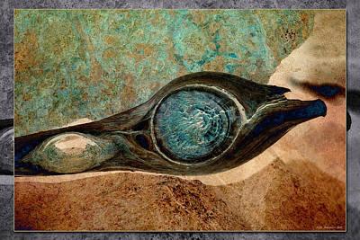 Photograph - Drifteye by WB Johnston
