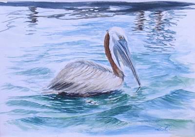 Painting - Drifting by Lane Owen