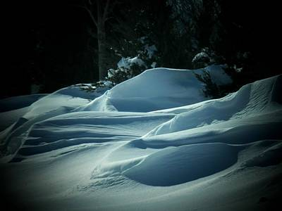 Photograph - Drifts by Joyce Kimble Smith
