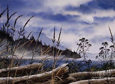Driftwood Moon Original by James Williamson