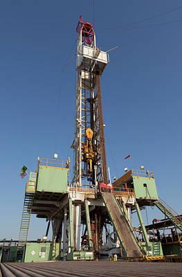 Photograph - Drilling Ahead by Jonas Wingfield