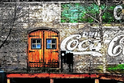 Drink Coca Cola  Art Print