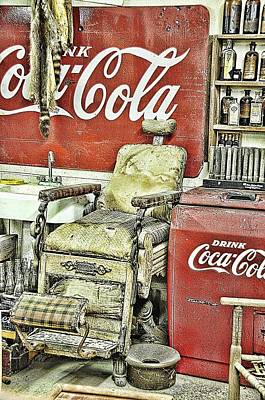 Photograph - Drink Coca-cola by Jan Amiss Photography