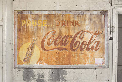 Photograph - Drink Coca Cola by Mark Greenberg