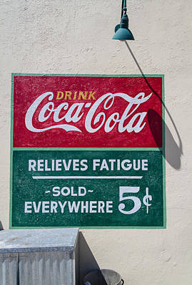 Photograph - Drink Coca Cola   by Roger Mullenhour