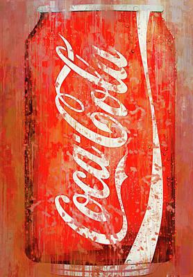 Digital Art - Drink Coca Cola by Yury Malkov
