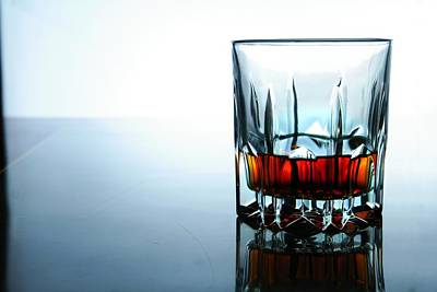 Photograph - Drink In A Glass by Jun Pinzon