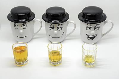 Drink Responsibly Art Print