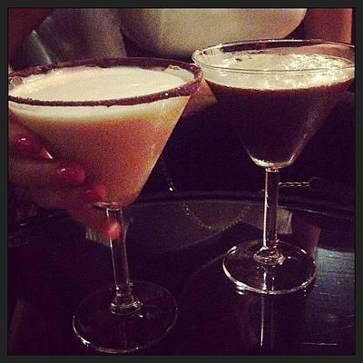 Martini Wall Art - Photograph - Drinks, On Dranks, On Drunks by Colleen Corbett