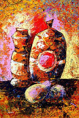 Dripx 82 Art Print