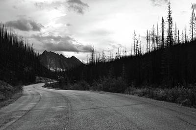 Photograph - Drive To Light by Joe Burns
