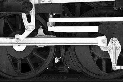 Train Digital Art - Drive Train by Mike McGlothlen