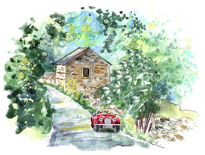 Pittsburgh According To Ron Magnes - Driving Fun In North Yorkshire by Miki De Goodaboom