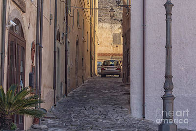 Photograph - Driving In Italy by Patricia Hofmeester