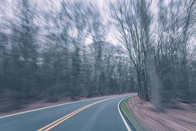 Photograph - Driving  by Jonathan Nguyen