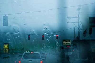Photograph - Driving Rain by Adria Trail