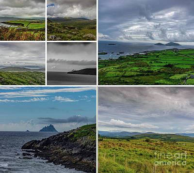 Photograph - Driving The Ring Of Kerry by Elvis Vaughn