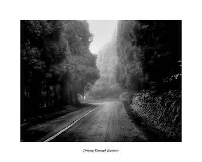 Photograph - Driving Through Kashmir by Joseph Amaral