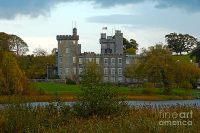 Dromoland Castle Art Print by Beth Wolff