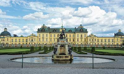 Photograph - Drottningholm Palace by Jenny Hudson