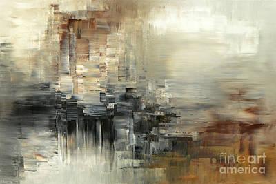 Painting - Drowsy Murmers by Tatiana Iliina