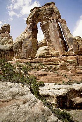 Photograph - Druid Arch by John Farley