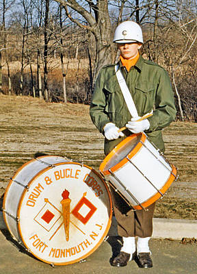 Photograph - Drum And Bugle Corp by Chuck Staley