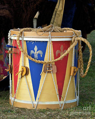 Photograph - Drum by Terri Waters