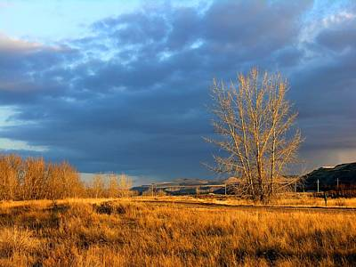 Photograph - Drumheller Valley by Jim Justinick
