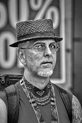 Photograph - Drummers Gotta Drum by John Haldane