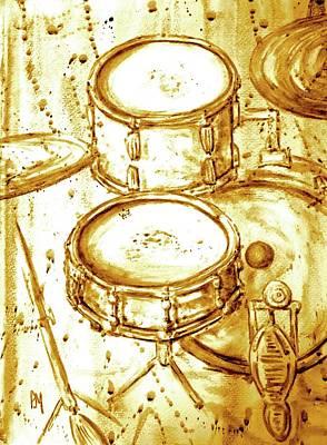 Drummers View II Original