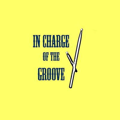 Photograph - Drums In Charge Of The Groove 5529.02 by M K Miller