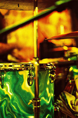 Photograph - Drums by Melinda McCarthy