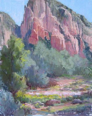 Painting - Dry Creek View by Marsha Savage
