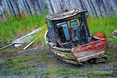 Photograph - Dry Dock by David Arment