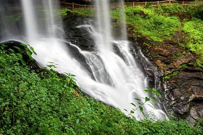 Photograph - Dry Falls by Allen Carroll