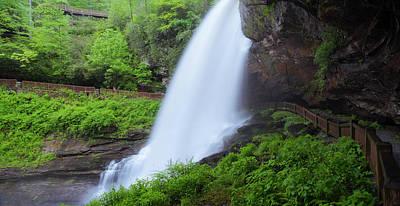 Photograph - Dry Falls Panorama by Ranjay Mitra