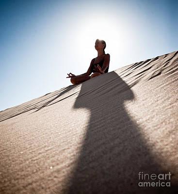 Photograph - Dry Meditation by Scott Sawyer