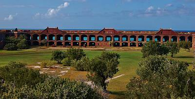 Photograph - Dry Tortugas National Park 2 by Christopher James