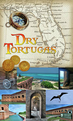 Photograph - Dry Tortugas by Timothy Lowry